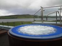 relaxation at Dingle Skellig Hotel and spa