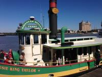 Savannah's ferry system