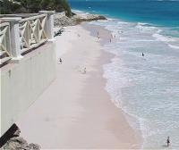 Crane Beach – Courtesy barbados.org