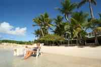 stay and relax steps from the bech at Siboney Beach Club