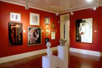 visit the National Art Gallery of the Bahamas