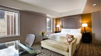 smartly styled rooms at the Sam Houston