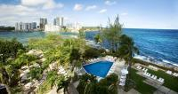 view of the Condado Plaza Hilton pool