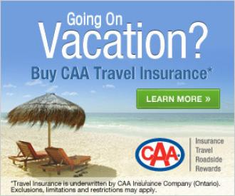 travel security with CAA Travel insurance