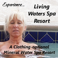 Living Waters Clothing Optional Resort & Spa