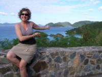 a visit to St. John during a holiday