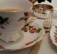 a british tradition ~ High Tea