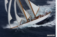 take in the spring Antigua Classic Yacht Regatta