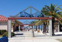 Pier 60 activities on Clearwater Beach