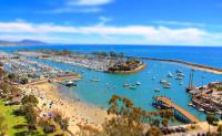 getaway to Dana Point, California