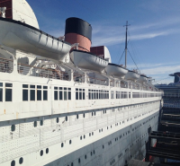 a tour of the famous Queen Mary