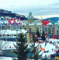 world-class Mont Tremblant village