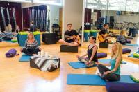Restorative Yoga with live music