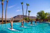Standup Paddleboard Yoga