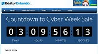 Best of Orlando Cyber Deals