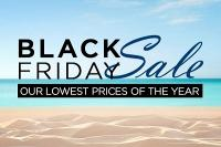 Black Friday travel deals ...