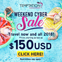 Temptation Secret Sale