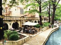 restaurants along the San Antonio RiverWalk