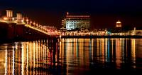 Night of Lights with Bridge of Lions (courtesy FloridasHistoricCoast)