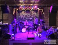 Prohibition Kitchen for drinks and live music