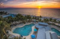 Naples Beach hotel pool view