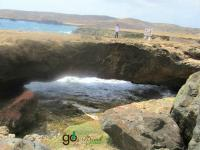 Aruba's Natural Bridge
