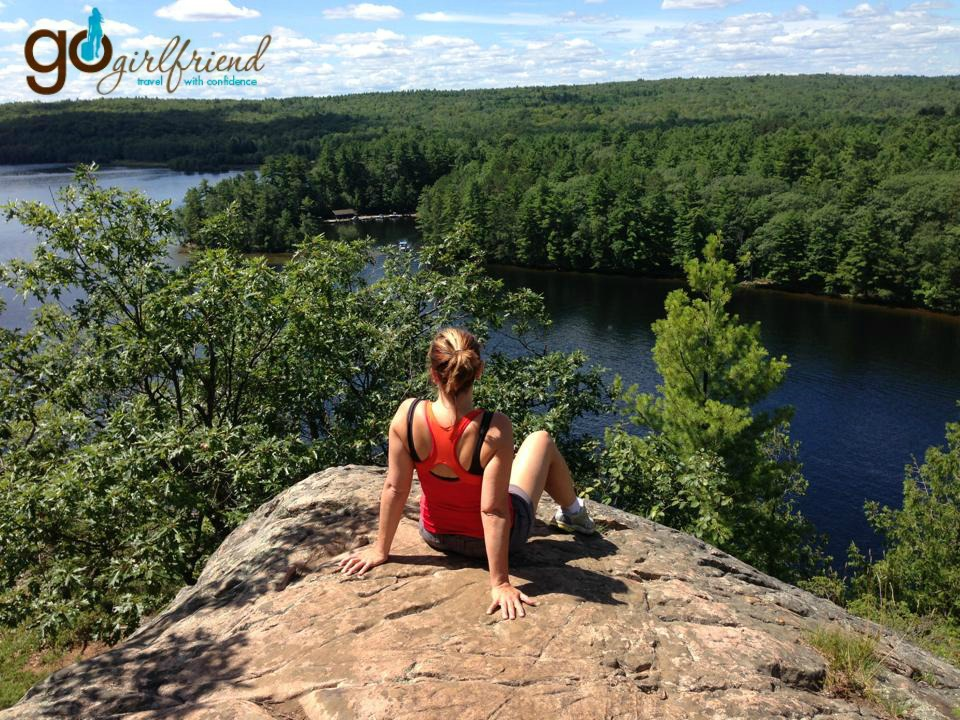 Adventure Hiking with the AllTrails App | GoGirlfriend