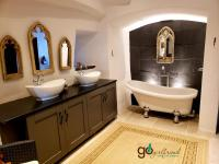 luxury bathroom fit for a Laird