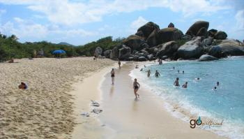 Baths of the Virgin Gorda - BVI