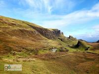 the extraordinary Quiraing Circuit hike