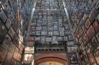 Remembrance Hall at the Holocaust Memorial (courtesy DesertNews)