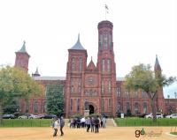 start with the Smithsonian Castle