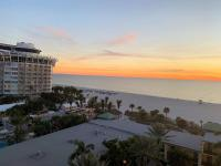 St. Pete's Sirata Beach Resort overlooking the Gulf Coast