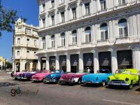 Havana's architecture and vintage cars (click any pic to enlarge)