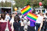 parades and festivals celebrate LGBTQ+ worldwide