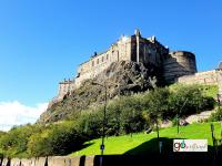 maybe just steps from Edinburgh Castle (click any pic to enlarge)