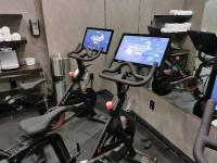 complimentary Peloton Studio included ...