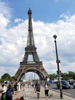 the Eiffel Tower - a must!