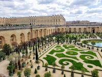Palace of Versailles and it's gardens