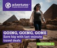 G Adventures Cyber sale