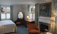 country luxury with the Manor House Blue Room (pic courtesy the Briars)