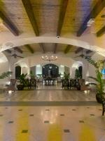 Buenaventura Golf and Beach Resort reception area