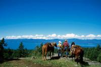 what possibly is not to love at Flathead Lake Lodge?