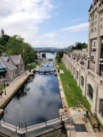 Ottawa's Rideau Canal and locks system