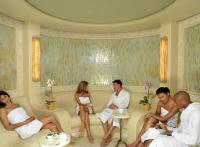Caesar's Palace Spa - Heating things up!