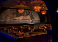 LAVO nude bathing beauty mural