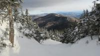 snow conditions at Killington