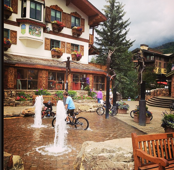 what to see in Vail coloroado
