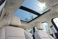 double moonroof on the 2013 Ford Escape