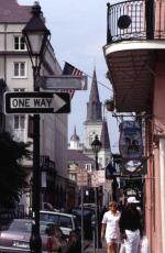 New Orleans walking tours